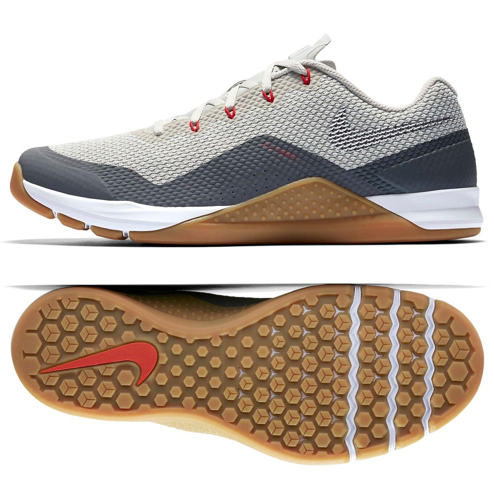 Nike Metcon Repper DSX 898048-005 Pale Grey/Gum Men's Training Shoes Sz 10 The latest discount shoes for men and women