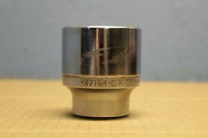 "SK Hand Tools 40836 1//2/"" Drive 12 Point Deep Fractional Socket 1-1//8/"""