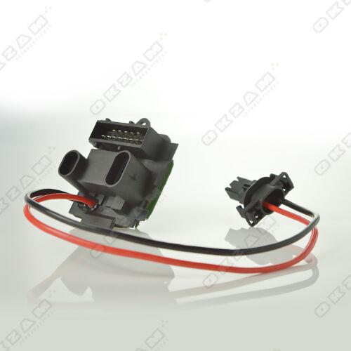 7701050325 Neu Gebläsewiderstand Motor Lüfter für Vauxhall Opel Vivaro
