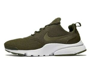Presto uomo Air uk 12 verde Nike oliva da 6 Fly ginnastica Ultime da scarpe x8qgwnXAU