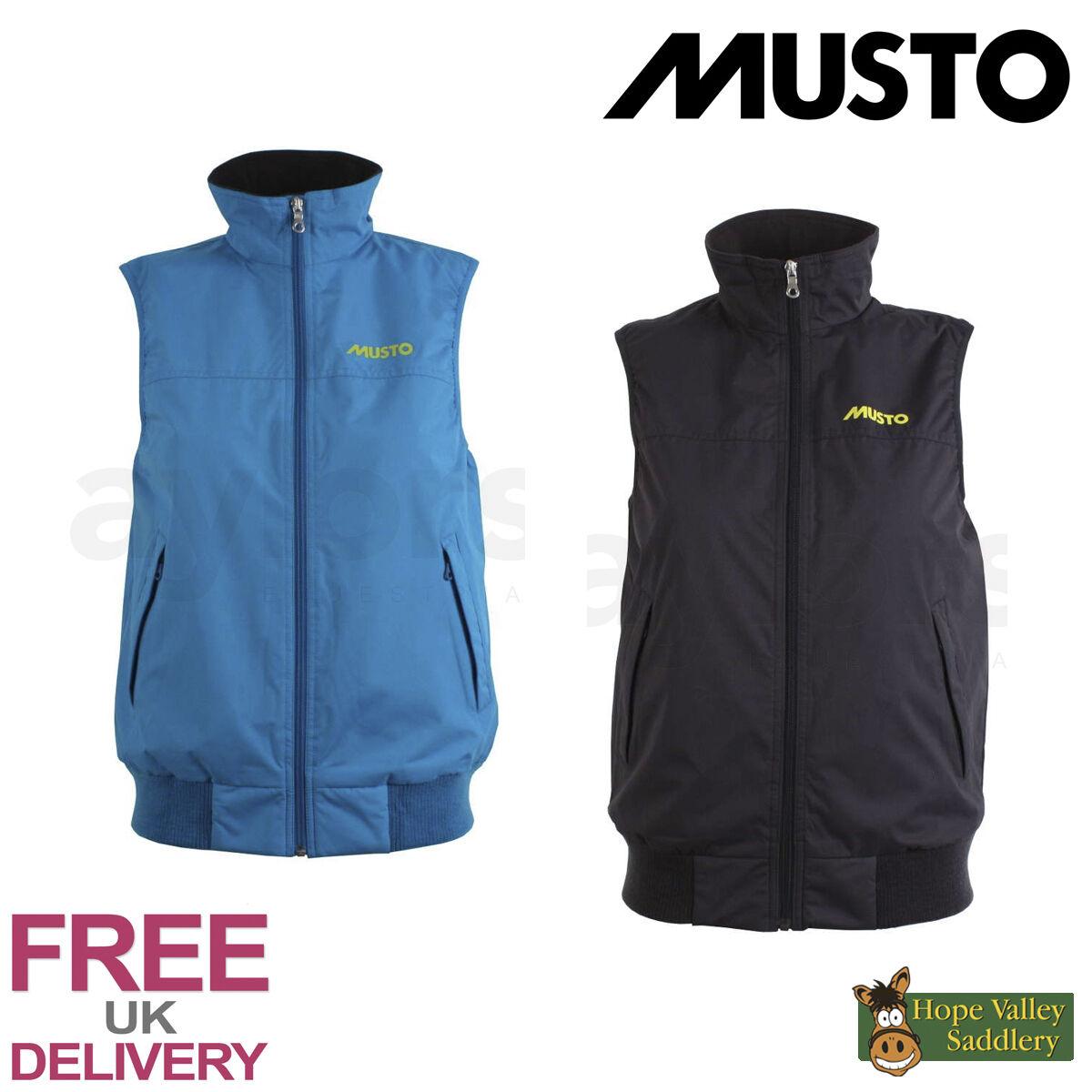 Musto Snug Chaleco (CE3270)  Gratis Reino Unido del envío