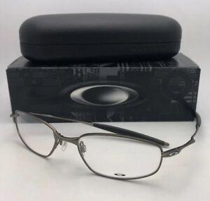 406f319f0f New Metal OAKLEY Eyeglasses WHISKER 6B OX3107-0255 55-18 132 Matte ...