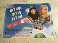 Wayne's World Movie Poster Mike Myers Poster, Dana Carvey