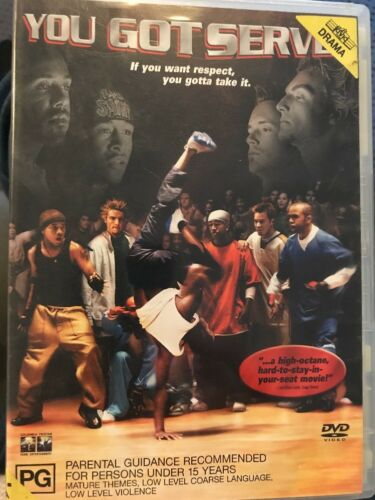 1 of 1 - You Got Served (DVD, 2004) If You want Respect You Gotta Take It- Free Post!