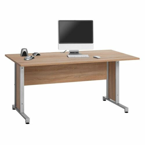 Maja Schreibtisch Computertisch System 12218825 verschiedene Farben 160 x 67 x 8