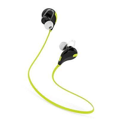 Sports Wireless Stereo Bluetooth Headset Headphone Earphone For Smartphone USA