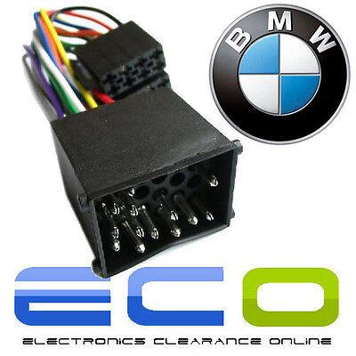 Autoleads pc2-05-4 Bmw 3 5 7 Mini /& Rover auto estéreo RADIO mazo de cables ISO