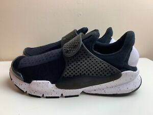 official photos 6b6eb 25cff Details about Nike Sock Dart SE Mens Trainers Oreo Black White UK 8 EUR  42.5 833124 001