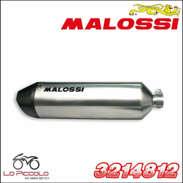 3214812 Silencieux MALOSSI Rx Homologué piaggio beverly Tourer 300 c. -à- 4T LC