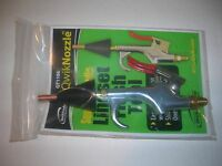 Qwik Nozzle Line Set Flush Tool W/squeeze Handle 1/4 Flare Fitting - Usa