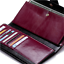 Women-Genuine-Leather-Long-Wallet-Money-Card-Holder-Clutch-Purse-RFID-Blocking thumbnail 5
