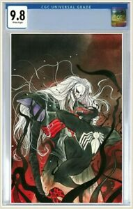 Venom-26-CGC-9-8-Graded-Exclusive-Peach-Momoko-Virgin-Variant-Comic-Pre-Order
