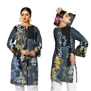 Women's Pakistani Kurta by Sufia Fashions® Cotton Tunic Top Kurti All Sizes