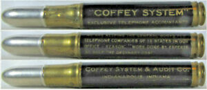 RESTORED-Vintage-Bullet-Pencil-Coffey-Systems-Telephone-Accountants-BS-1405