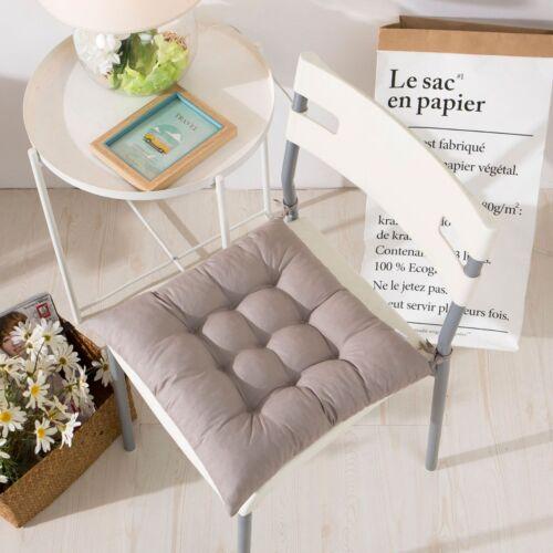 Sitzkissen Stuhlkissen Sets 40x40 cm Bodenkissen Dekokissen Garten Kissen