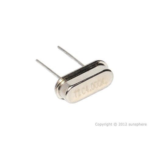 4x Quartz Crystal Resonator 3.5795MHz to 24MHz - 1st Class UK Post