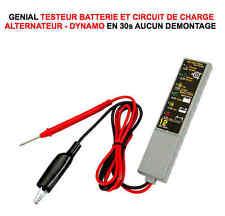 Testeur Batterie et Alternateur 12V Sans Démontage RAID 4X4 HDJ KDJ PATROL LAND