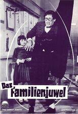 IFB 7241 | DAS FAMILIENJUWEL | Jerry Lewis, Donna Butterworth | Topzustand