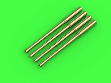 Master 144022 1/144 Metal Japanese Type 99 20mm Mark 2 cannon barrels (4pcs)