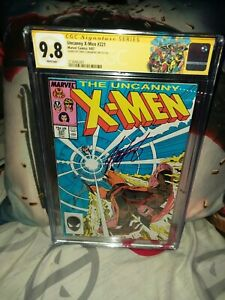 Uncanny-X-men-221-CGC-9-8MINT-SS-CLAREMONT-1ST-MR-SINISTER-SUPER-KEY-COMIC