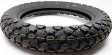 Kawasaki 1985-2016 85-16 KLR 650 Dunlop Rear Tire 130/80-17 41009-0002 New OEM