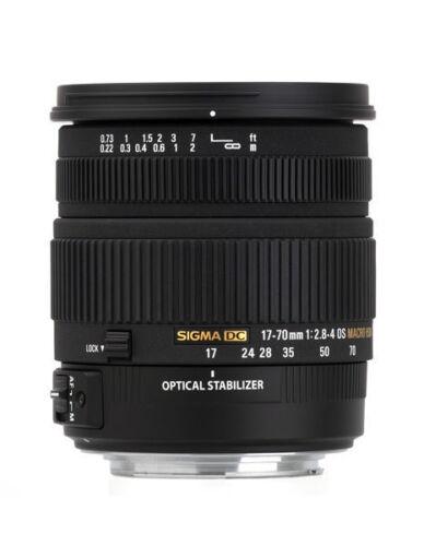 1 von 1 - Sigma 17-70 mm F2.8-4 DC Makro OS HSM Contemporary für Canon EOS NEU