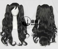 Fate/Stay Night Tohsaka Rin Cosplay Wigs Christmas Wigs Black Curly Hair