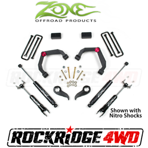 zone 3 adventure series uca lift kit for 2011 18 chevy gmc 2500hd 3500hd ebay