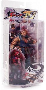 Nouvelle figurine Neca Classic Akuma Round 2 Street Fighter Iv authentique 2009 (rare!)