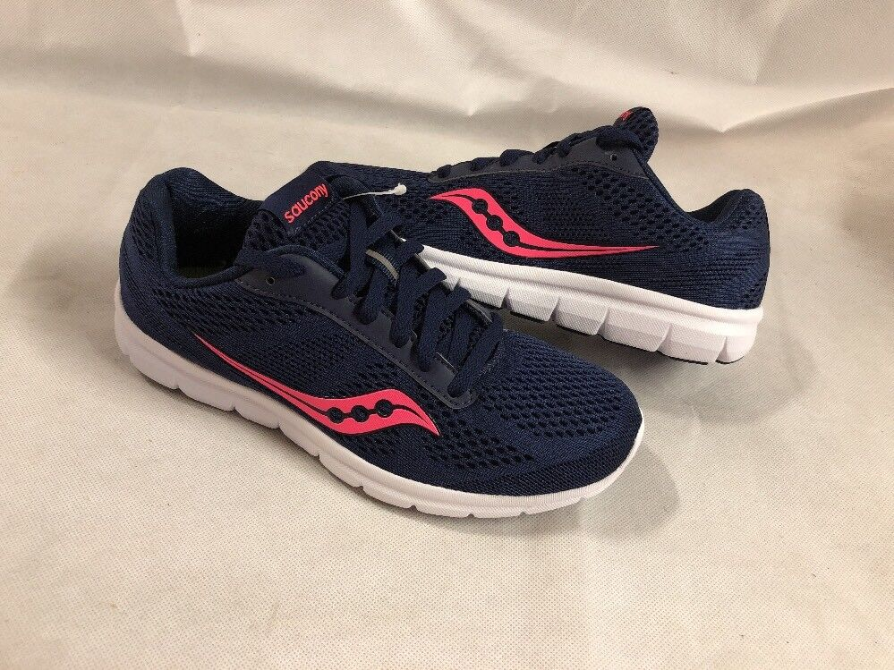 Saucony  FOAM SERIES Women's RUINING SHOES    Size 7  NAVY  Uk 5 Eur 38 7a9559