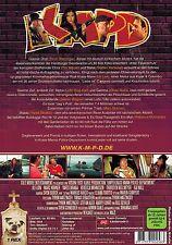 DVD NEU/OVP - KMPD - Krass-Mann-Police-Department - Jasmin Wagner & Tim Mälzer
