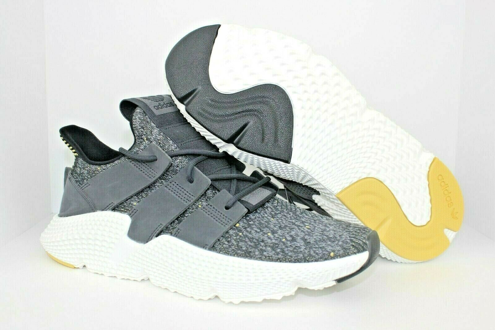 Adidas Prophere B37073 Carbon Sneakers Men Size 10 New With Box