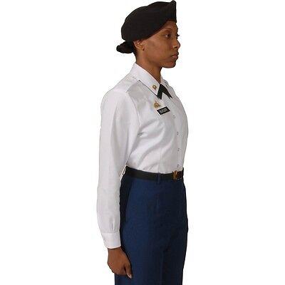 ARMY MILITARY MEN/'S LONG SLEEVE CLASS A DRESS SHIRT ARMY GREEN U.S
