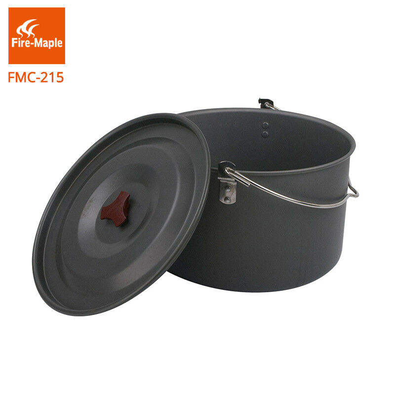 Fire Maple Feast Outdoor Camping  Picnic Cooking Pot Large Capacity Hanging Pot  online fashion shopping