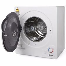 portable Stainless Steel Tumble Dryer home apartment rv dome Compact Dryer 11lbs