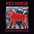 Red Horse by Eliza Gilkyson/Red Horse/John Gorka/Lucy Kaplansky (Vinyl, Jan-2010, 6 Spices)