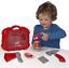 Hti-Feu-Secours-Kit-1416415-Jeu-Fabrique-Believe-Station-de-Combat-Urgence miniature 2