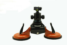 Car Suction Cup Stabilizer Tripod Mount For Video DSLR Camera With Ballhead