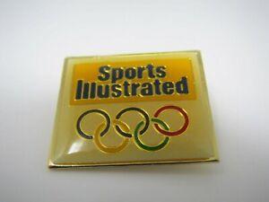 Sports-Ilustrados-Olimpiadas-Pin-Vintage