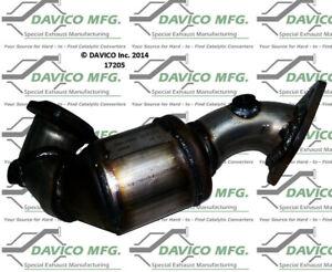 Catalytic Converter-Exact-Fit Davico Exc CA 13013 fits 77-79 Triumph TR7 2.0L-L4