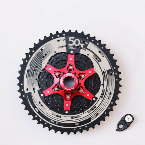 SunRace Mountain Bike Bicycle Freewheel Cassette Shimano CSMX80 EA5 11-50T 11s
