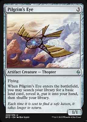4 Tide Drifter ~ Blue Battle for Zendikar Mtg Magic Uncommon 4x x4