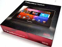 BlackBerry PlayBook 16GB, Wi-Fi, 7in - Black