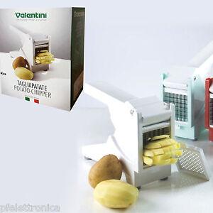 Taglia verdure e patate a bastoncino affettare Valentini