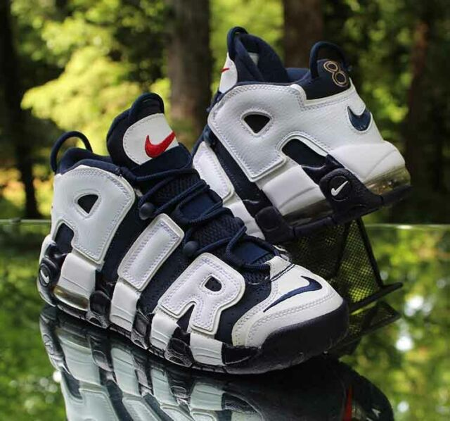 gray and blue uptempo