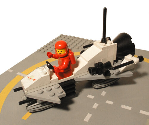 Lego ® 6842 Shear Glider Classic Space Shuttle Craft