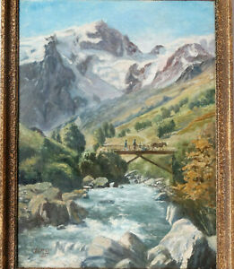 Mountain-landscape-oil-on-board-framed-signed-dated-1953-e-cams