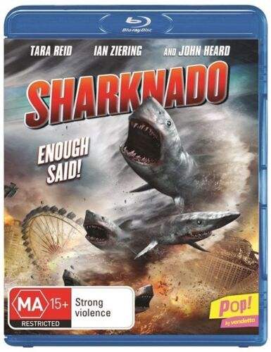 1 of 1 - Sharknado (Blu-ray, 2013)