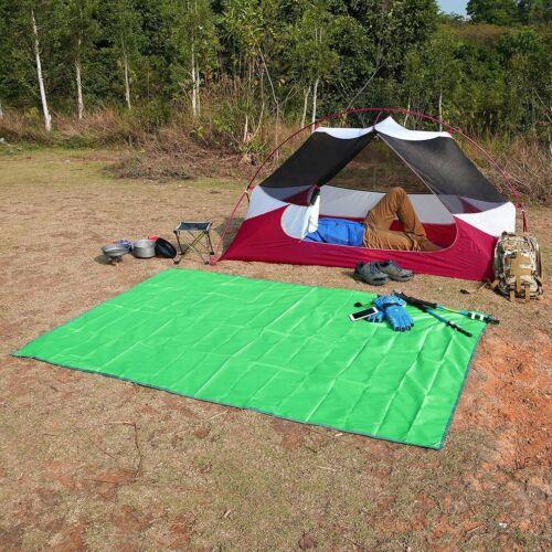 Sonnensegel Abdeckplane Zeltplane Wasserdicht Regenschutz Camping Tarp 2.2X1.8M