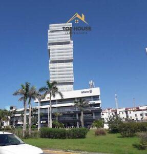 Invierte en Oficina con Vista Panoramica y Terraza en Exertia Boca del Rio